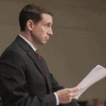 Chief Assistant District Attorney Jesse Evans